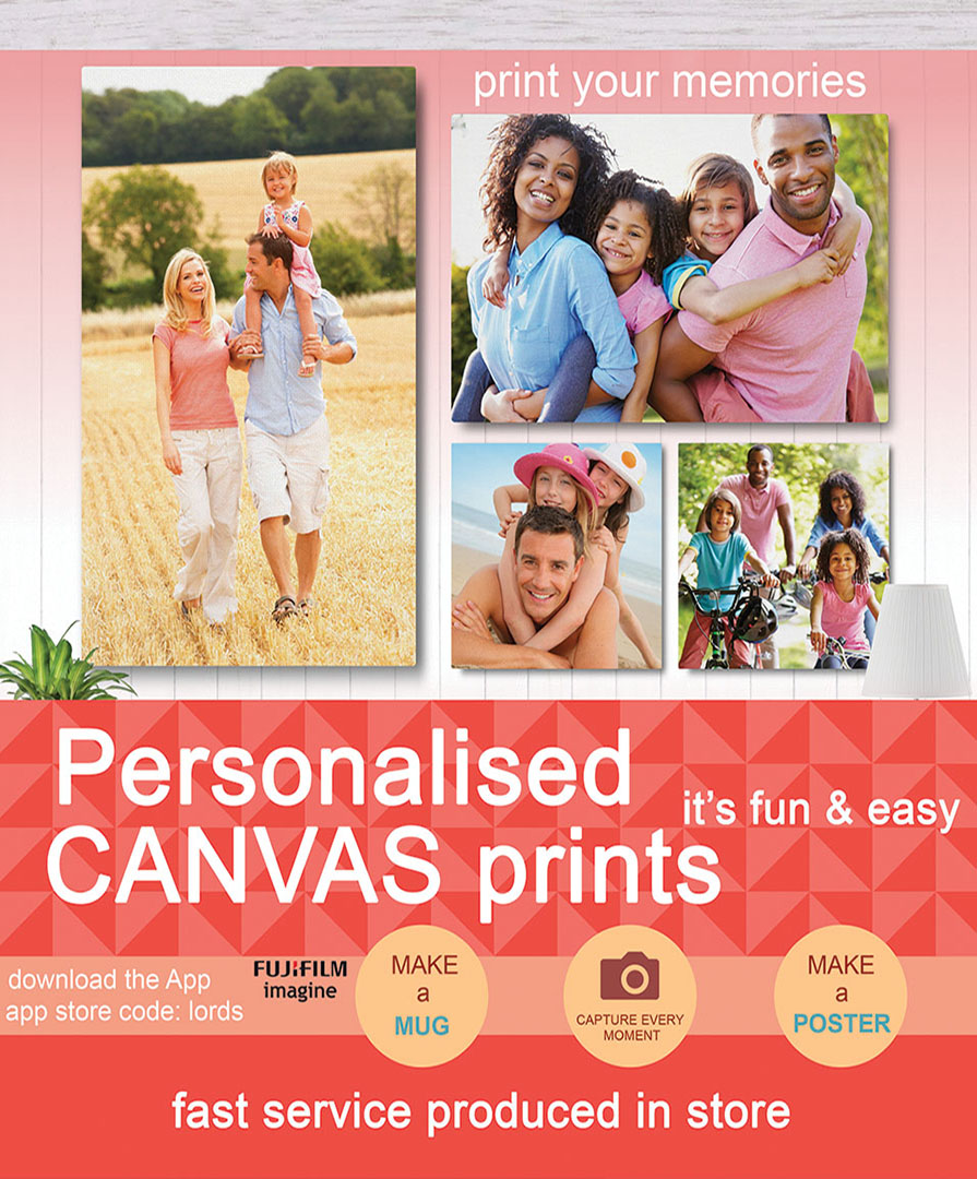 DIGITAL PHOTO PRINTING - Home - Lords Photography